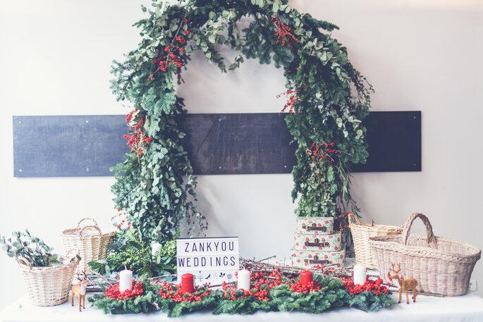 II Breakfast Wedding Club (Christmas Edition). Foto Elena Bau Fotografía