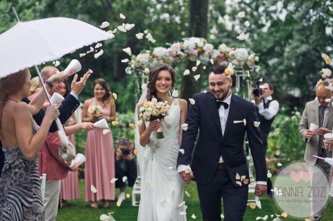 Фото- Свадебное агентство Anna Zoz