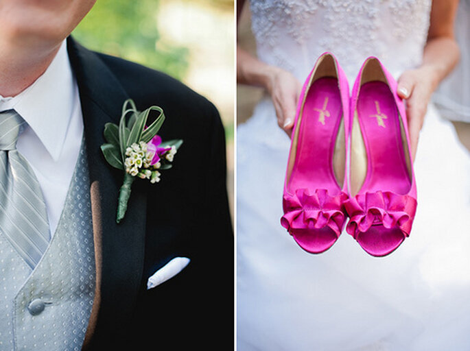 Budget du mariage : un sujet sensible - Photo : Jeff Sampson