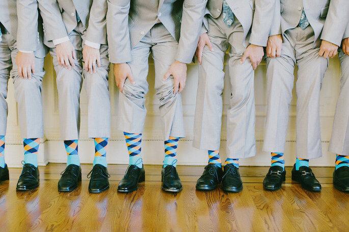 8 accesorios en tendencia para que tu novio luzca guapo en la boda - Milou Olin Photography