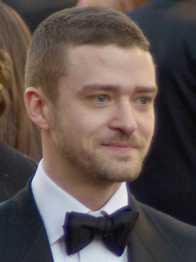 El cantante Justin Timberlake - Foto Cropped by David Torcivia. Wikimedia Commos