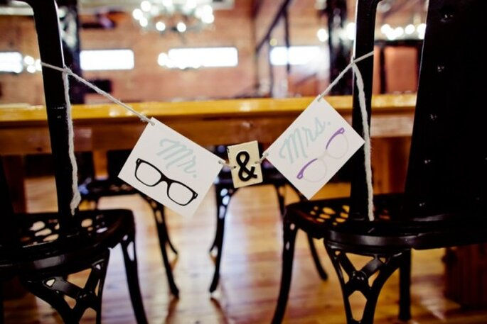 Detalles en una boda hipster - Foto Feuza Reis Photography