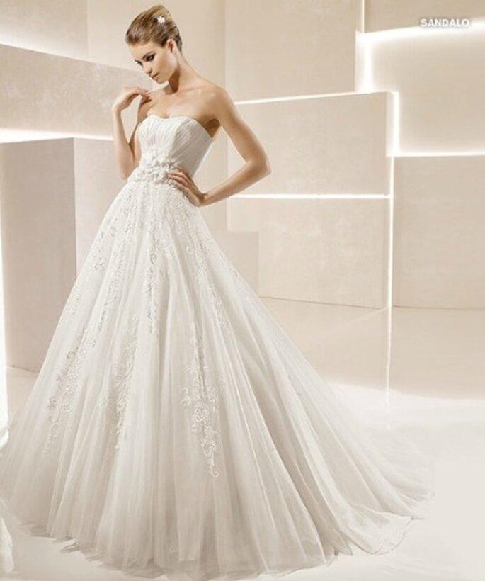 Sandalo Collection Glamour - La Sposa 2012