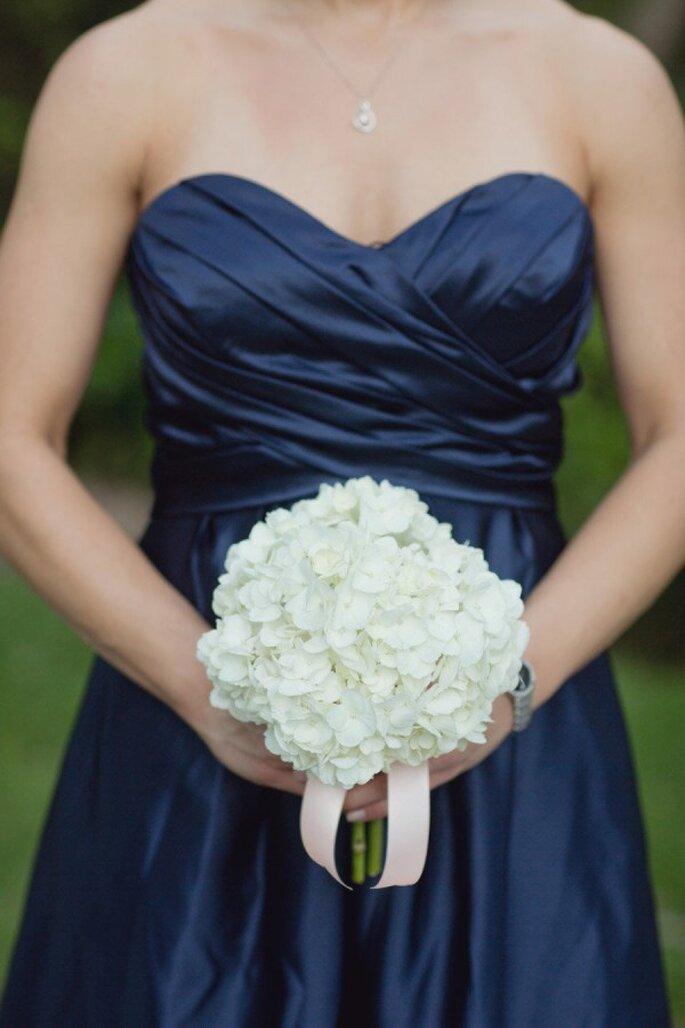 Inspiración en marino y coral para tu boda - Foto Vitalic Photo