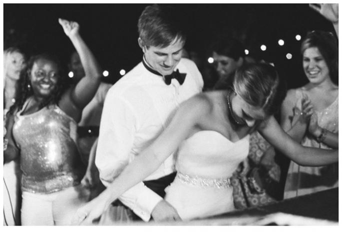 ¿Por qué las fotos de boda en blanco y negro son las más bonitas? - Foto A Bryan Photo