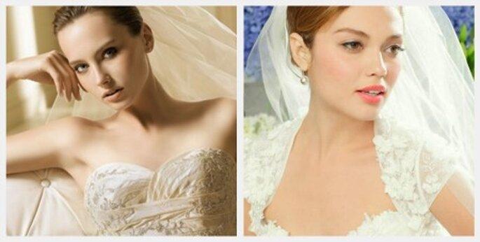 Maquillaje para novias en Primavera
