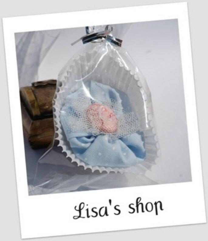 Detalle original para tus invitados hecho a mano - La Tienda de Lisa