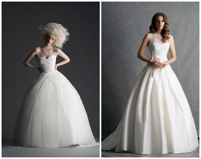 Vestidos de novia Cymbeline 2014
