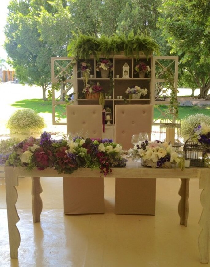 Define un concepto para tu boda - Foto Marcela Borro