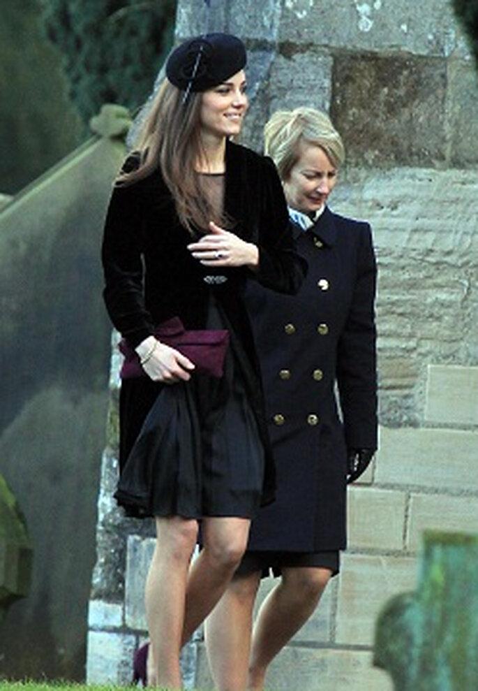 Kate Middleton wird Prinz William von Wales am 29. April 2011 heiraten