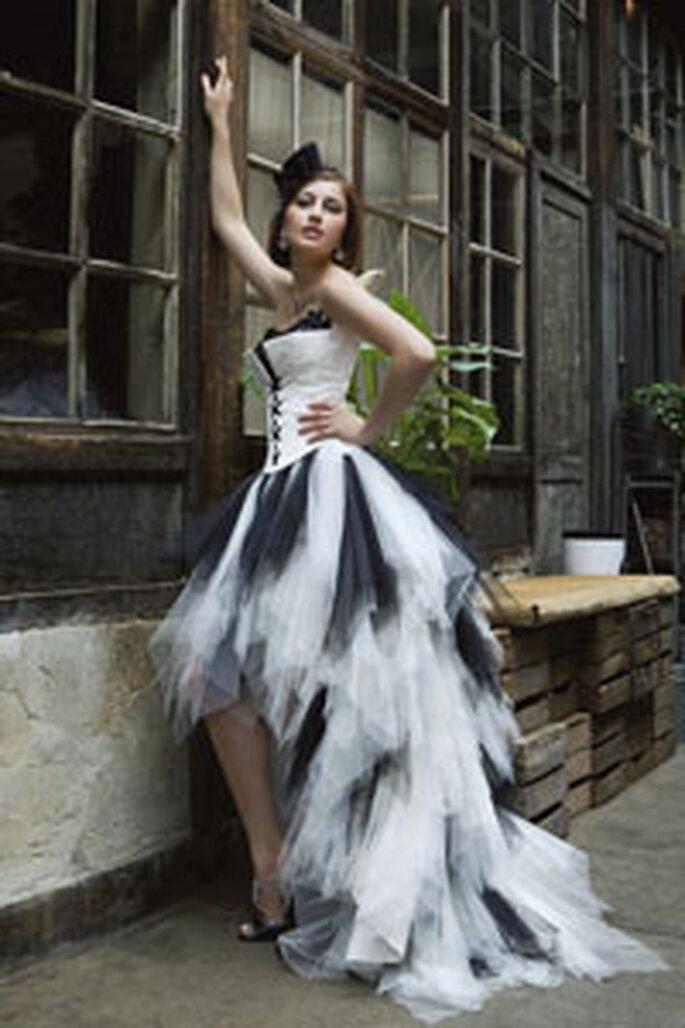 Robe Falbala - Aurye Mariages 2010