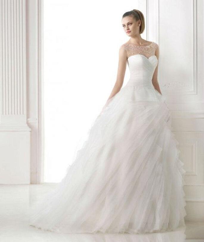 Quanto costa un abito da sposa di pronovias  Blog su abiti da sposa ...