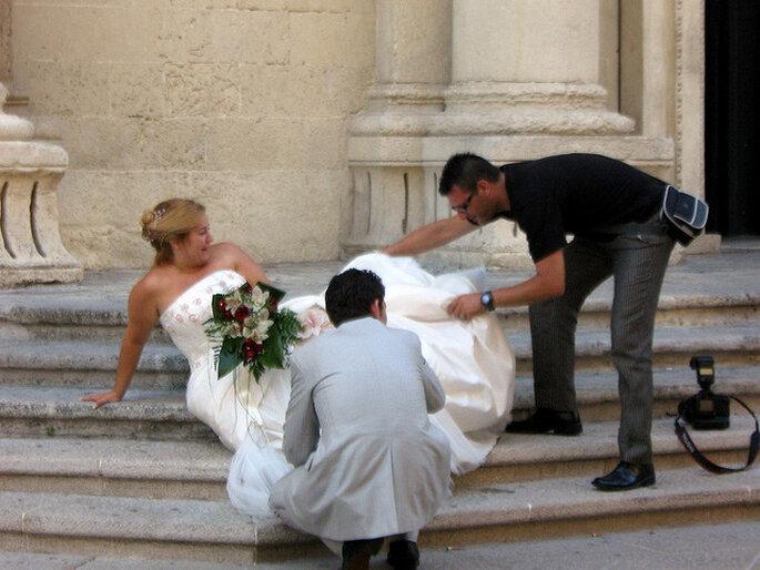 Mariées avec quelques rondeurs, vous allez être au top le Jour J - Photo via Flickr