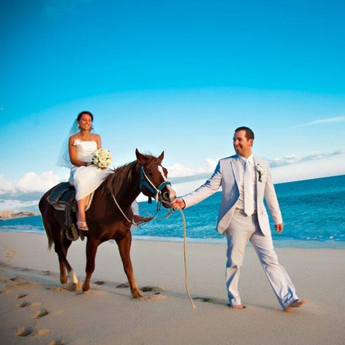 Foto de Jerome Dieu y Ana Romero en VisitMéxico.com