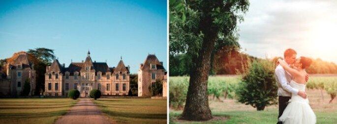 Mariage en Pays de la Loire - © Château de Vair, Olga Litmanova
