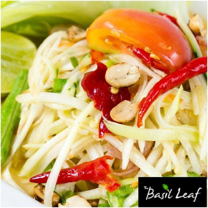 Photo: The Basil Leaf.