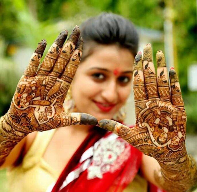 Mehndi Artist: Jaysheree.