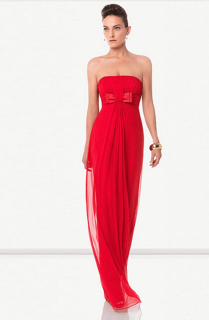 Sensuale rosse per le invitate con più charme – Foto: Rosa Clara