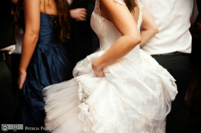 Un mariage bien organisé vous permettra de pleinement profiter le Jour J - Photo : Patricia Figueira