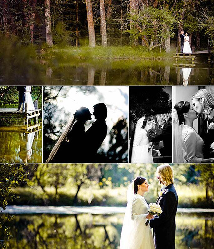 Blanca et Jason : mariage à la montagne