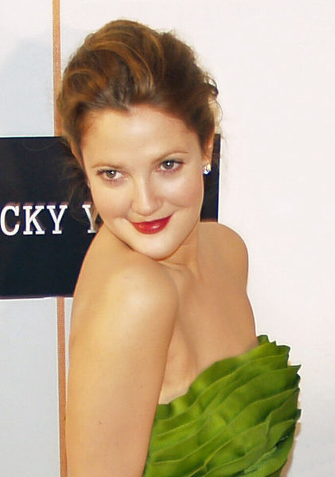 La actriz Drew Barrymore se casa por tercera vez. Foto:David Shankbone.Wikimedia Commons