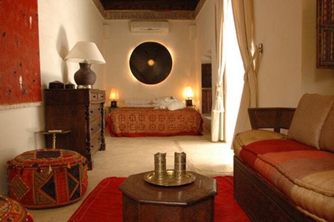 Voyage de noces Riad Mabrouka Marrakech