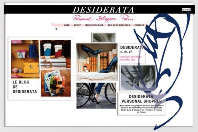 Se faire plaisir et être bien conseillé grâce à Desiderata - Photo : Desiderata