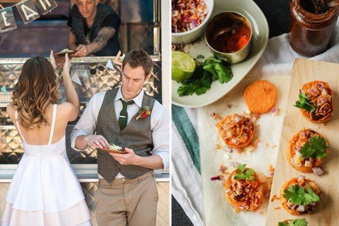 Street food per il tuo matrimonio