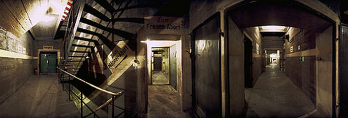 Visita guiada a los túneles subterráneos de Berlin
