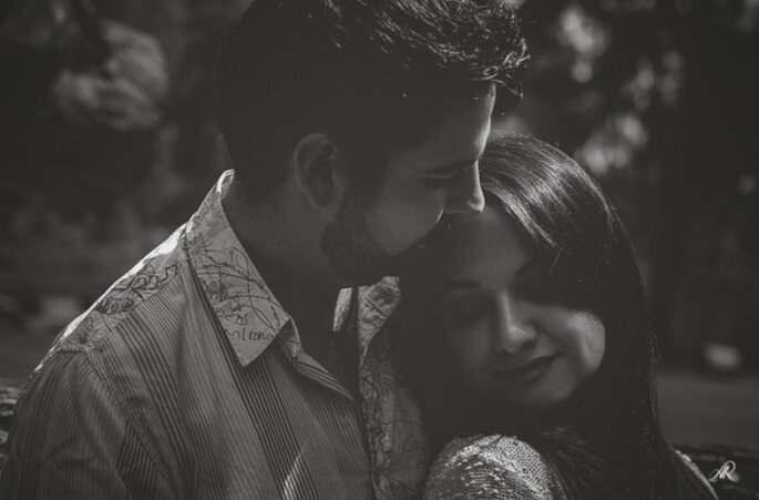 El picnic perfecto: La sesión pre boda de Angie y David - Foto Alfonso Ramos
