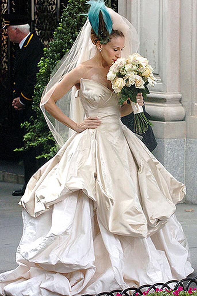 Robes de mariées des films ! 1