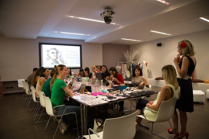 Hen Party - Lezione di make up con Paola Rota Brusadelli