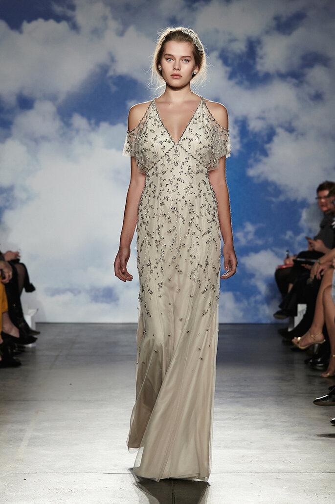 Las tendencias más grandiosas en vestidos de novia 2015 - Jenny Packham Oficial