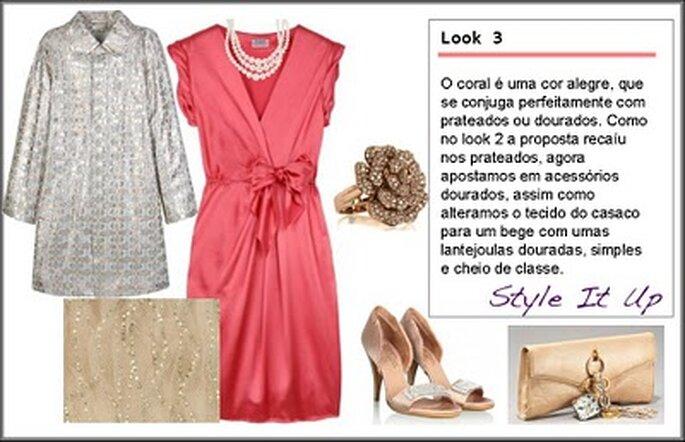 Sugerencias para el vestido de la madre de la novia - Style it Up