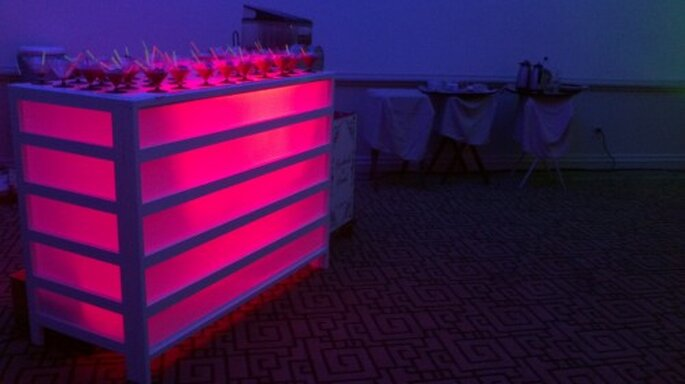Coctelería para tu boda. Foto, yacelebra.com