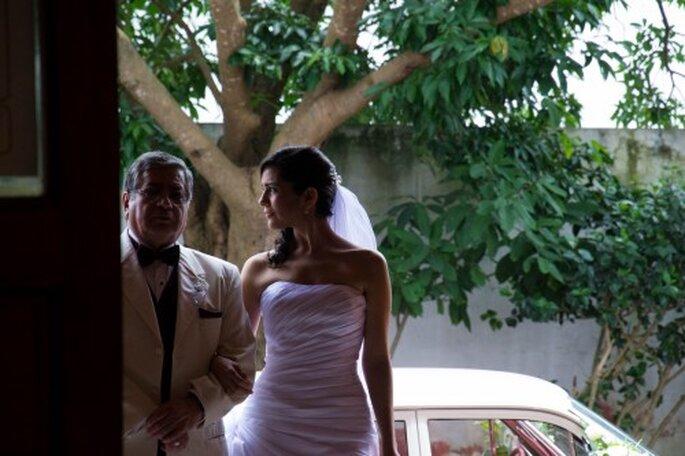 La boda de Gigi y José Luis en Coatepec. Fotografía Mauricio Zavala