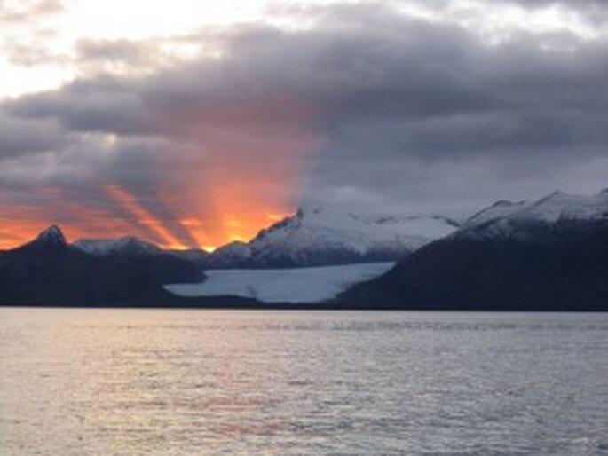 Tierra de Fuego, Argentina, para tu luna de miel.