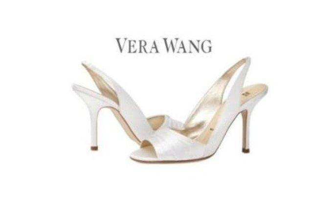 Collezione scarpe da sposa 2010 firmate Vera Wang