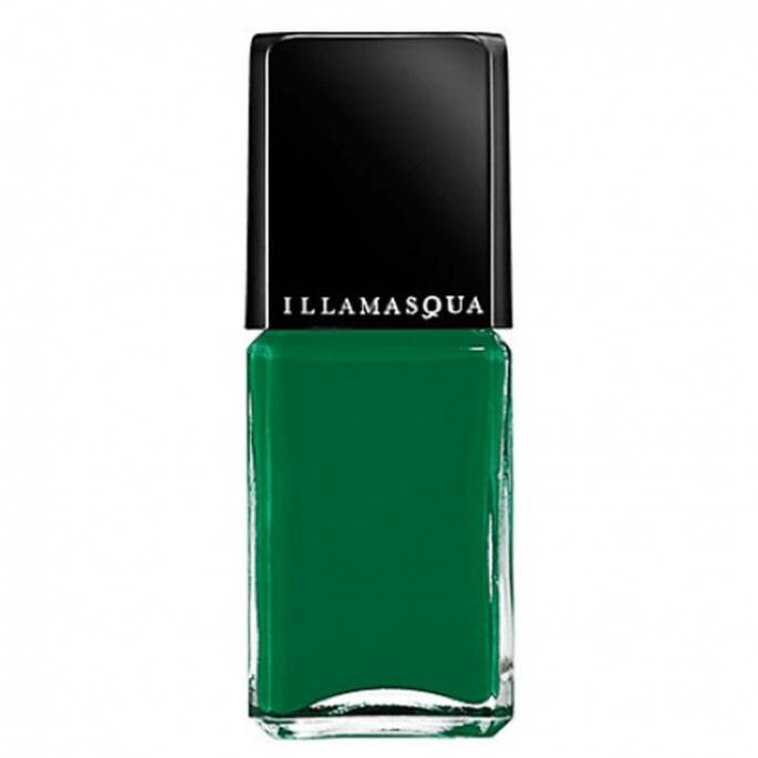 Barniz en color verde esmeralda para novia - Foto Sephora