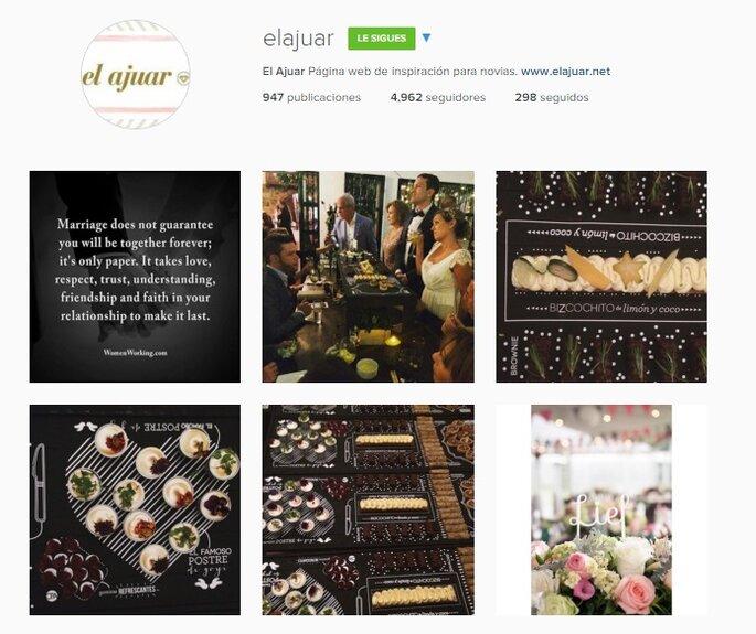 Imagen Vía Instagram El Ajuar