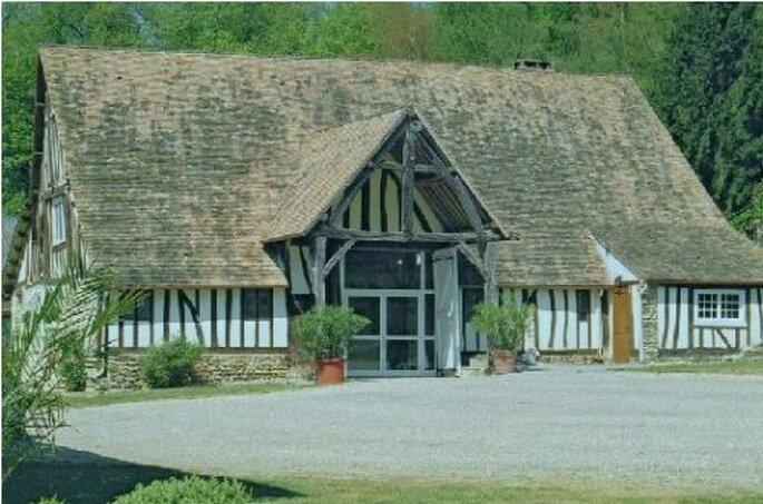 La Grange du Lavoir : un lieu de réception typique et charmant
