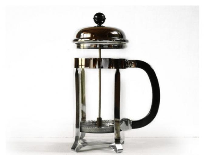 Cafetera gourmet para recién casados - Foto Etsy