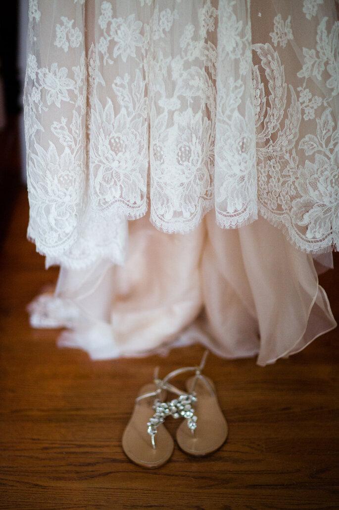 El vestido de novia- un protagonista indiscutible en las fotos de boda. Foto-Asya Photography