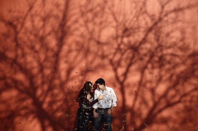 Sesión de fotografía en pareja. Foto Fer Juaristi de Fotógrafos de América
