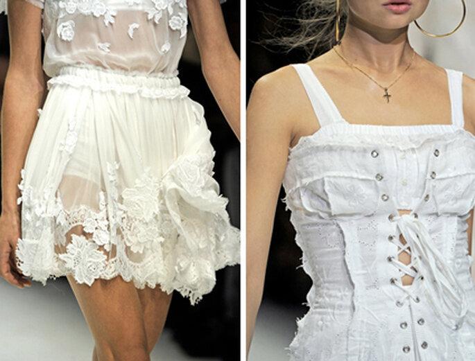 Dolce & Gabbana Verão 2012 - Foto: Divulgação