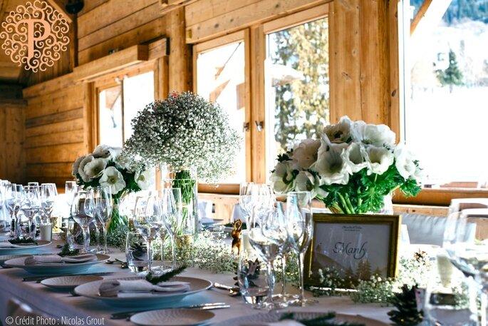 Photo : Nicolas Grout. Physalis Wedding