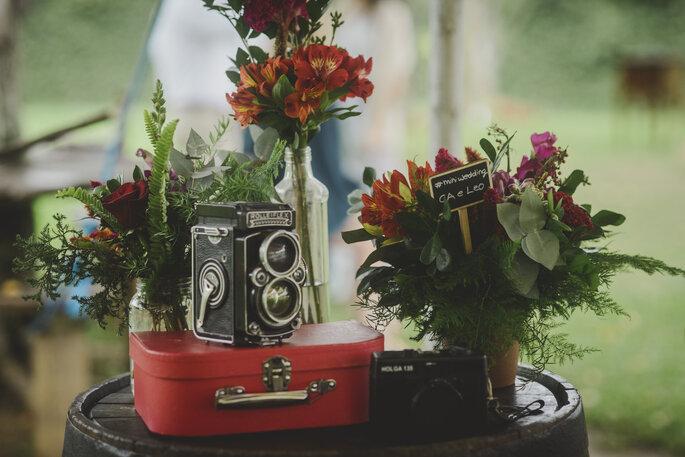 Decoração: Nathalia Moulin. Foto: Nala Weddings