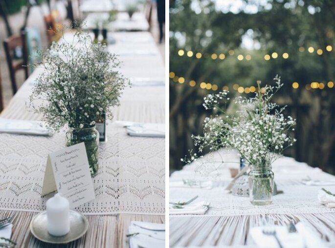 Ideas geniales para tener una boda con estilo urbano - Creative Emporium