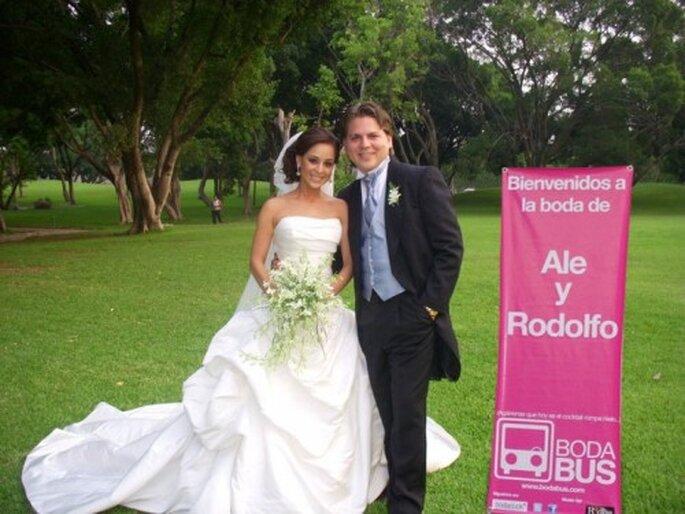 Banner de BodaBus para tu boda