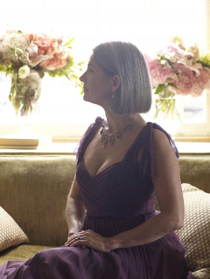 Sorgen Sie vor allem bei der zukünftigen Schwiegermutter, dem Herzstück der Familie, für einen positiven Eindruck – Foto: bhldn